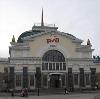 Железнодорожные вокзалы в Букачаче